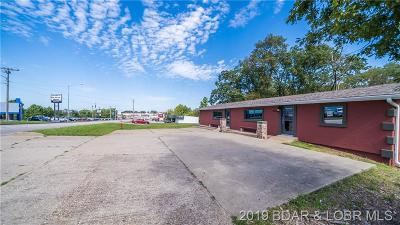 Camdenton Commercial For Sale: 468 North Business 5 Route
