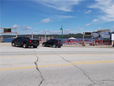 Lake Ozark Commercial For Sale: Tba Bagnell Dam Boulevard