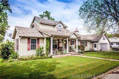 Iberia Single Family Home Active Under Contract: 431 Lombar Lane