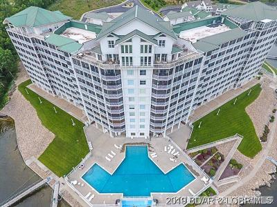 Osage Beach Condo For Sale: 4800 Eagleview Drive #5110