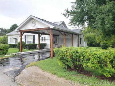 Eldon Single Family Home For Sale: 104 16th Street W
