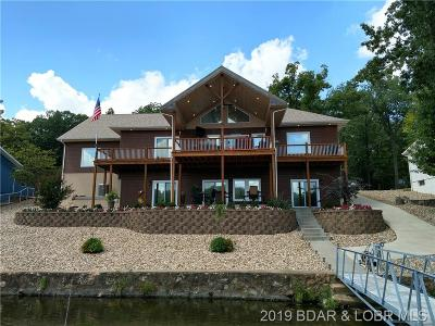 Sunrise Beach Single Family Home For Sale: 726 Shawnee Bend One