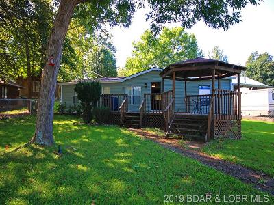 Single Family Home For Sale: 30730 Ottersway Road