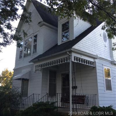 Versailles Single Family Home For Sale: 309 Fisher Street N