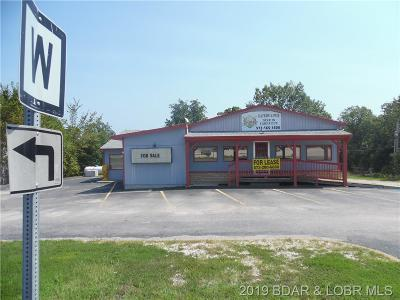 Lake Ozark Commercial For Sale: 66 North Shore Drive