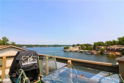 Lake Ozark Condo For Sale: 16 Hawk Harbor Lane #3A