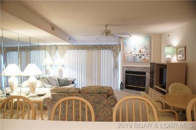 Osage Beach Condo For Sale: 1481 Ledges Drive #431