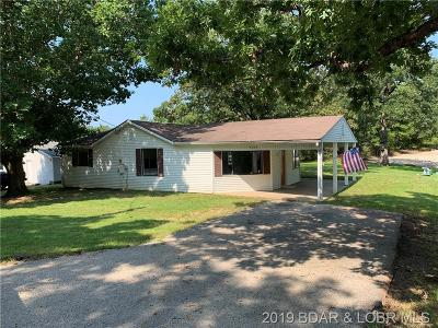 Osage Beach Single Family Home For Sale: 6068 Sioux Trails