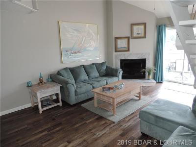 Osage Beach Condo For Sale: 1481 Ledges Drive #344
