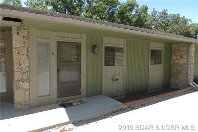 Lake Ozark Condo For Sale: 41 Den Cove Lane #41