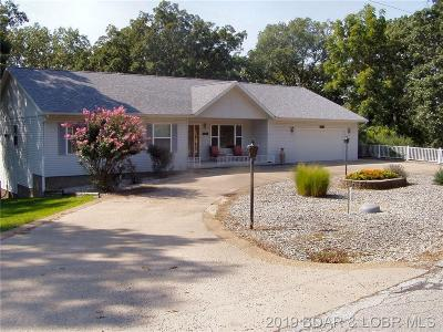 Osage Beach Single Family Home For Sale: 6319 Red Barn Road