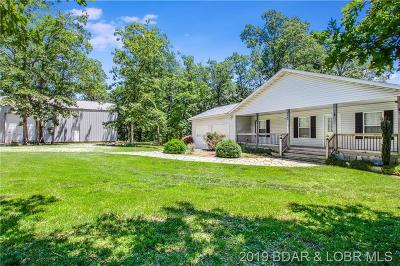 Roach Single Family Home For Sale: 154 Moonlight Drive