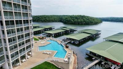 Osage Beach Condo Active Under Contract: 4800 Eagleview Drive #6111