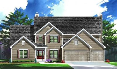 Wentzville Single Family Home For Sale: 1 Tbb-Wyndham @ Wilmer Valley