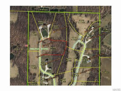 Moscow Mills Residential Lots & Land For Sale: 30 Oak Creek Drive