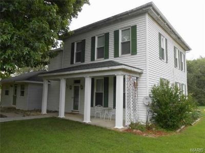 Pike County Single Family Home For Sale: 406 South Third