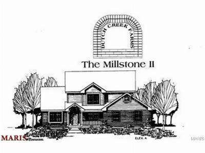 Cedar Hill Single Family Home For Sale: Millstone - Dutch Creek Farms
