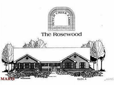 Cedar Hill Single Family Home For Sale: Rosewood - Dutch Creek Farms