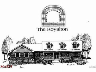 Cedar Hill Single Family Home For Sale: Royalton - Dutch Creek Farms