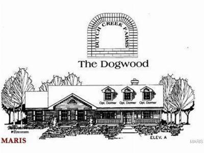 Cedar Hill Single Family Home For Sale: Dogwood - Dutch Creek Farms
