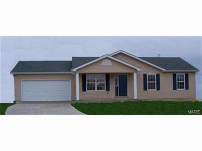 Wright City Single Family Home For Sale: 2 Palm At Falcons Crest