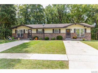 Multi Family Home Sale Pending: 617 Red Oak