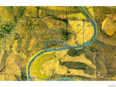 Bonne Terre Farm For Sale: 25.2 Acres Big River