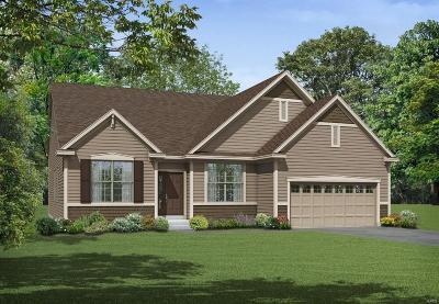 O'Fallon Single Family Home For Sale: 1 Tbb-Meridian Ii-3 @ Montrachet