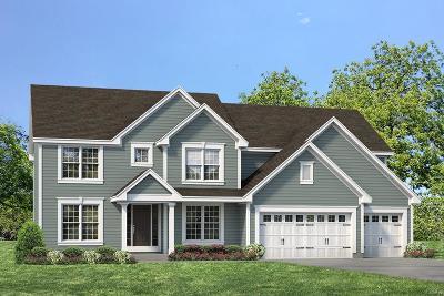 O'Fallon Single Family Home For Sale: 1 Tbb - Hadleigh @ Wyndgate