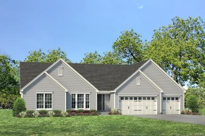 O'Fallon Single Family Home For Sale: 1 Tbb-Durham Ii @ Wyndgate