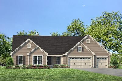 O'Fallon Single Family Home For Sale: 1 Tbb-Arlington Ii @ Wyndgate