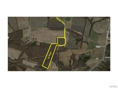 Wentzville Farm For Sale: Gallop Lane