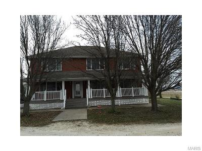 St Louis Single Family Home For Sale: 12550 Hooks River Road