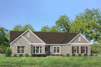 Weldon Spring Single Family Home For Sale: 1 Tbb-Durham Ii @ Ehlmann Farms