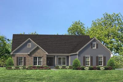 Weldon Spring Single Family Home For Sale: 1 Tbb-Arlington Ii@ehlmann Farms