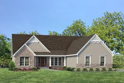 Weldon Spring Single Family Home For Sale: 1 Tbb-Woodside @ Ehlmann Farms