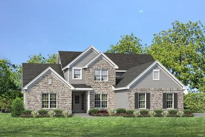 Weldon Spring Single Family Home For Sale: 1 Tbb-Wyndham @ Ehlmann Farms