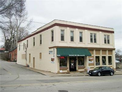 Belleville Commercial For Sale: 825 West Main Street