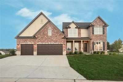 St Charles County Single Family Home For Sale: Montclair-Enclave@ridgepointe