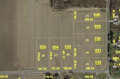 Bethalto Residential Lots & Land Active Under Contract: 4700 Block Of McCoy Rd