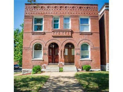Single Family Home Sold: 2225 South Jefferson Avenue