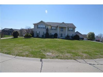 Fairview Heights Single Family Home For Sale: 7456 Timberwolf Trail
