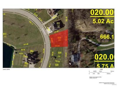 Edwardsville Residential Lots & Land For Sale: 3821 Arbor Lake Drive North