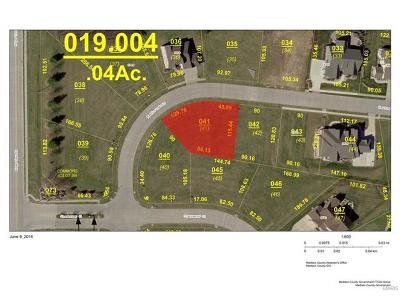 Edwardsville Residential Lots & Land For Sale: 3714 Arbor Lake Drive North
