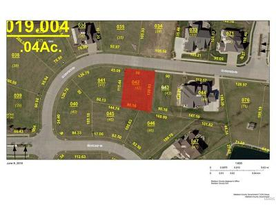 Edwardsville Residential Lots & Land For Sale: 3718 Arbor Lake Drive North