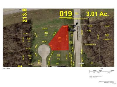Edwardsville Residential Lots & Land For Sale: 3770 Cabernet Lane