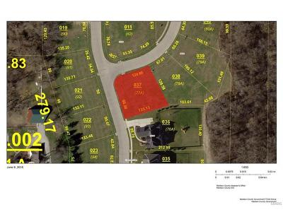 Edwardsville Residential Lots & Land For Sale: 7650 Bordeaux Drive