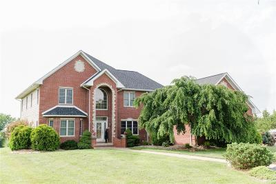 Farmington Single Family Home For Sale: 122 Zieba Ct