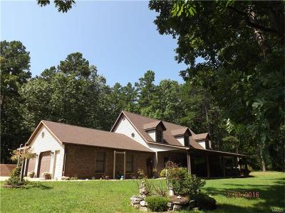 Potosi Single Family Home For Sale: 10231 Ridgely