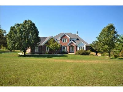 Foristell Single Family Home For Sale: 243 Highway W